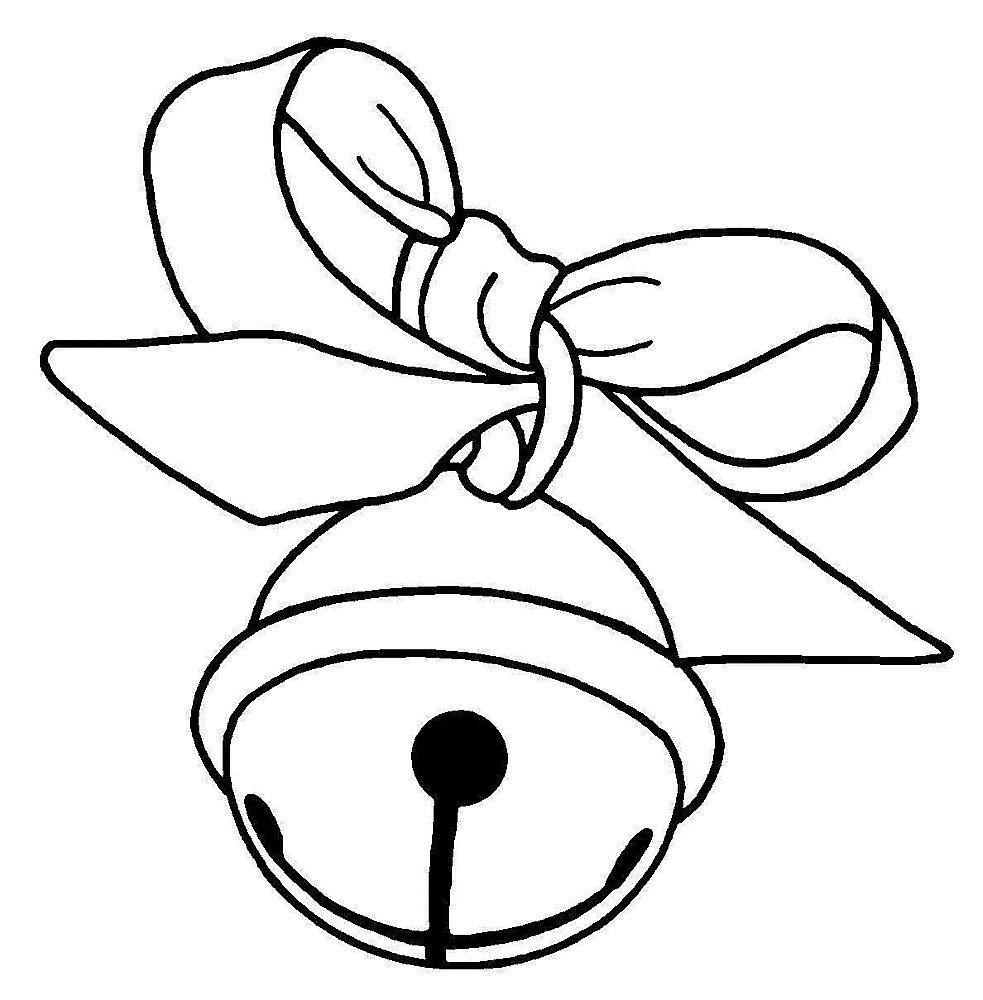 983x1000 Jingle Bell Clipart