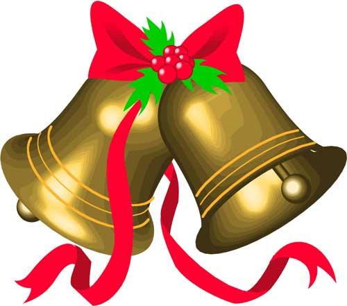 500x441 Jingle Bell Clip Art Clipart Photo 2