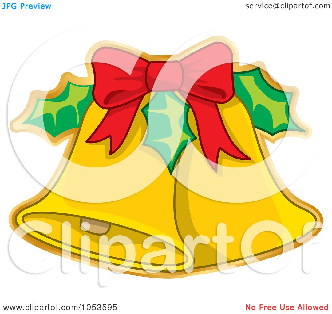 1080x1024 Royalty Free Vector Clip Art Illustration Of A Christmas Jingle