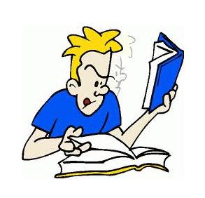 293x282 Stress Reading Cliparts 263722