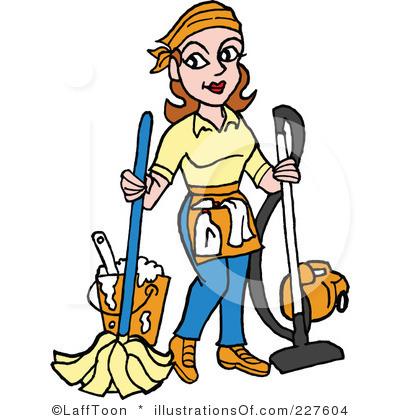 400x420 Housekeeping Jobs Clip Art Cliparts