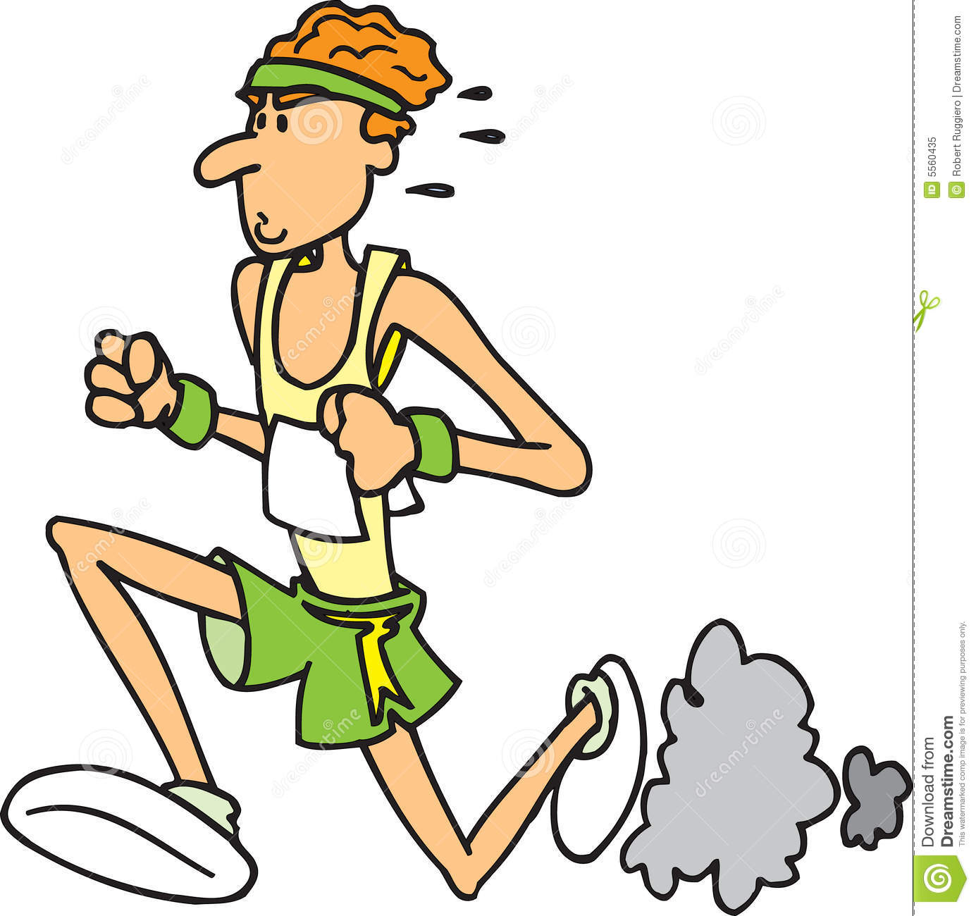 1385x1300 Clipart Of Joggers