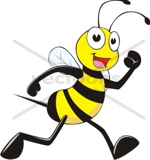 301x320 Jogging Bee