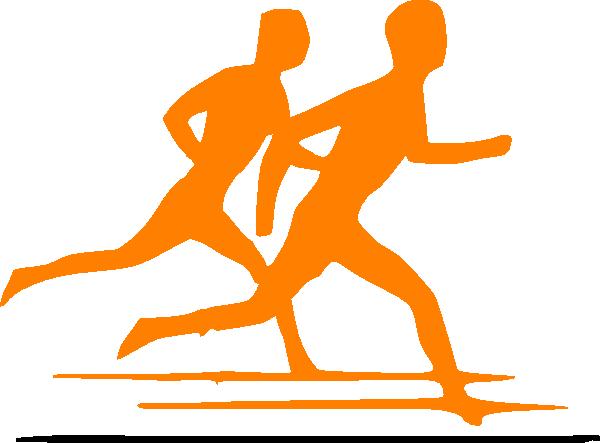 600x443 Jogging Clip Art
