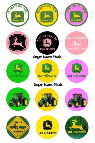 John Deere Tractor Clipart Free Download Best John Deere Tractor