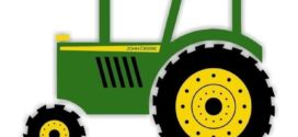 272x125 John Deere Green Tractor Clipart Free Clipart Images 2 On Green