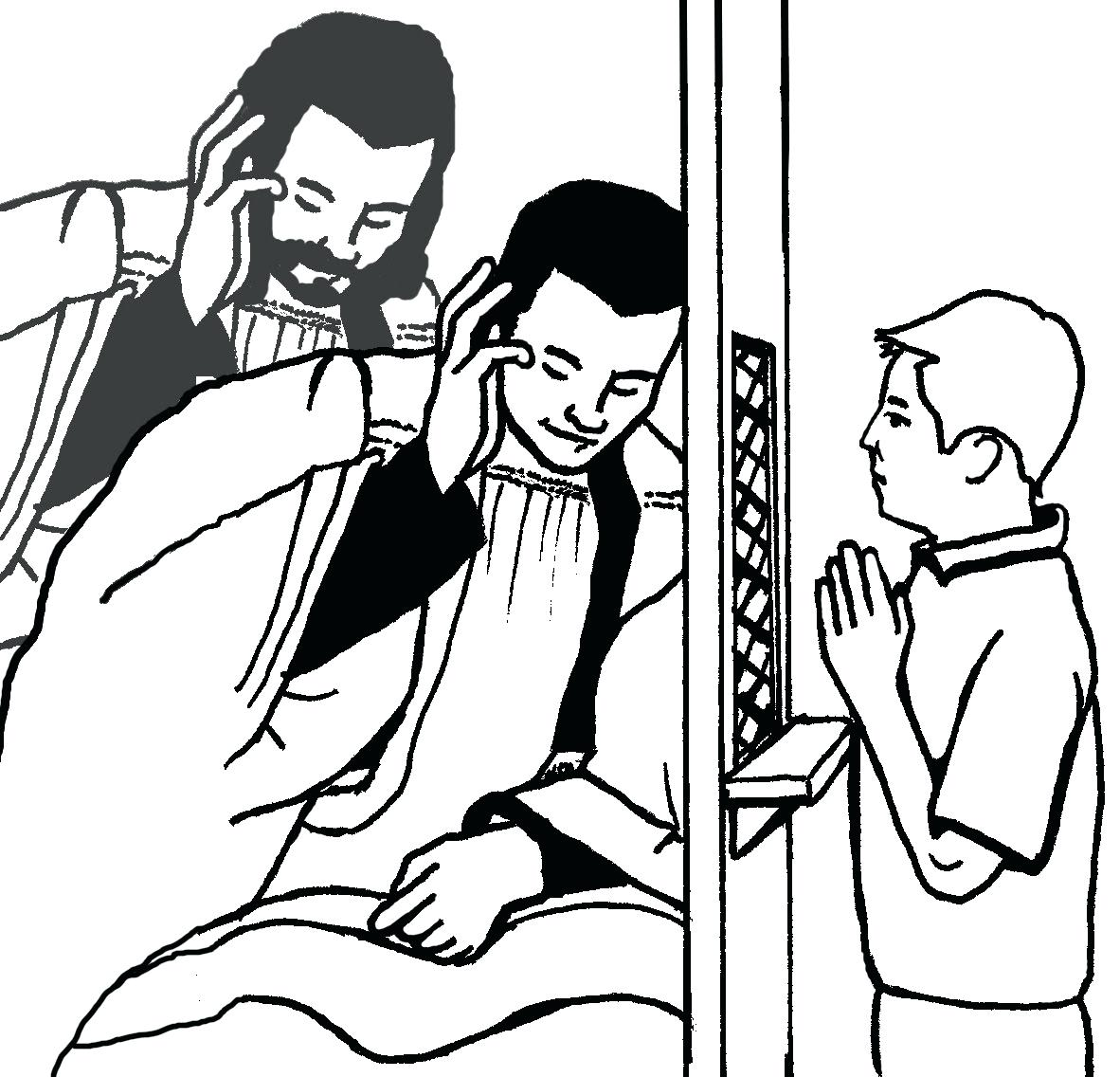 1182x1136 Coloring Pages Enchanting Seven Sacraments Coloring Pages. 7