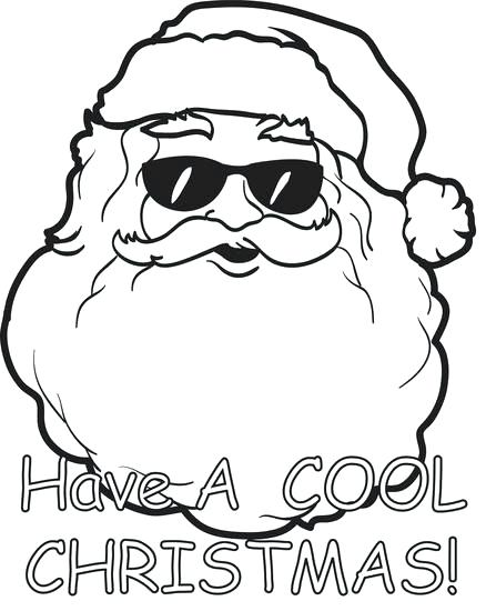 438x550 Santa Claus Coloring Pictures Free Printable Coloring Pages