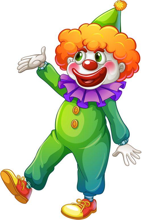 500x773 50 Best Clip Art Clowns Images Pictures, Card Book