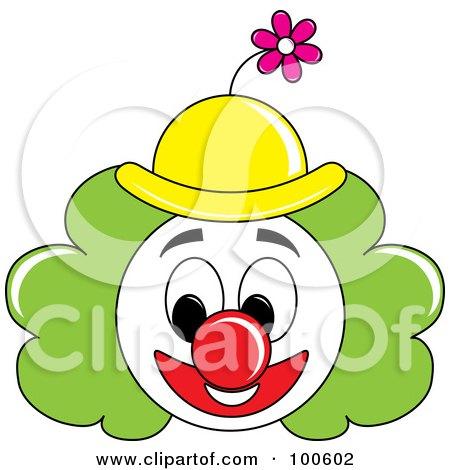 450x470 Scary Joker Face Clip Art Cliparts