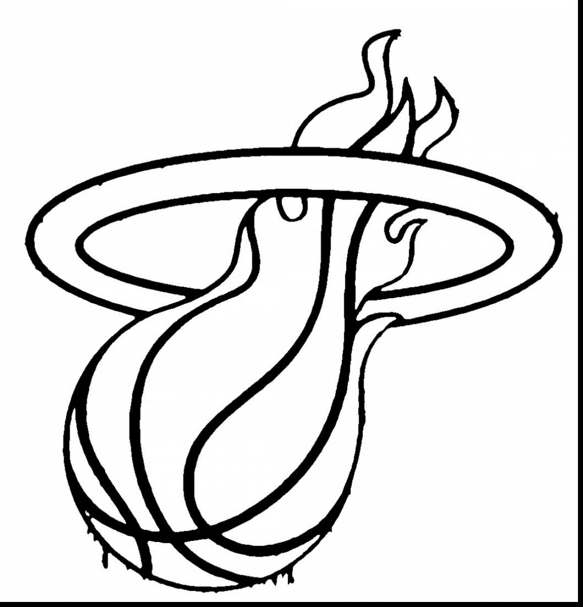 1155x1203 Excellent Nba Logo Coloring Pages With Lebron James Coloring Pages