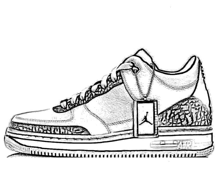 736x568 Air Jordan 11 Drawing Kd Shoe Sale