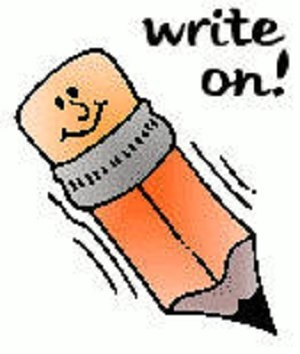 300x354 Journal Writing Clip Art Cliparts