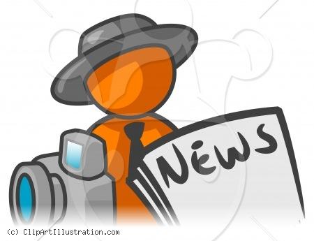 450x345 Journalism Clipart