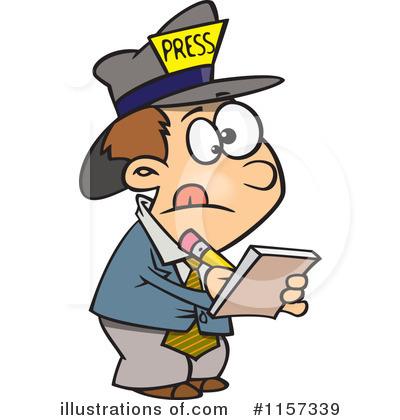 400x420 Journalist Clipart