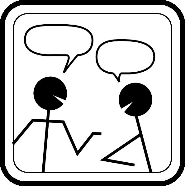 594x597 Chat Clip Art