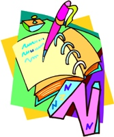 167x200 Journal Clip Art Images Clipart Panda