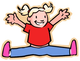 255x195 Jumping For Joy, Microsoft Office Clip Art Delightfully