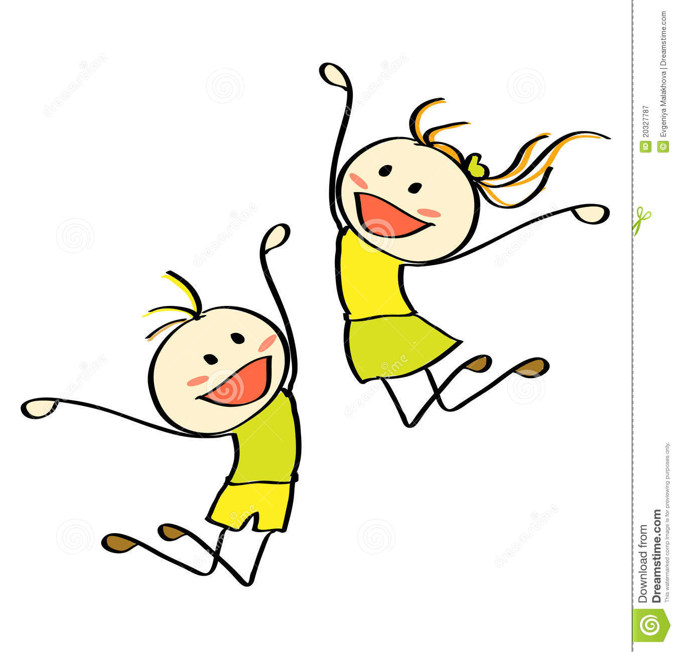1349x1300 Jumping For Joy Clipart