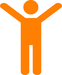 246x299 Orangeman Joy Simple Clip Art