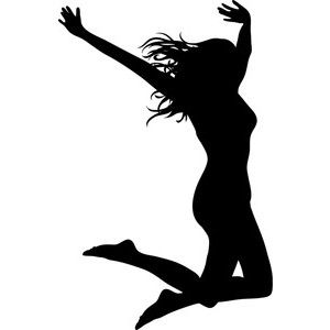 300x300 109 Best Sjabloon Images Silhouettes, Gym And Body