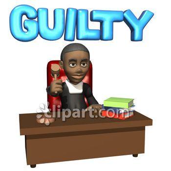 350x350 Desk Clipart Judge