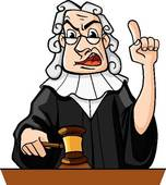 152x170 Judge Clip Art