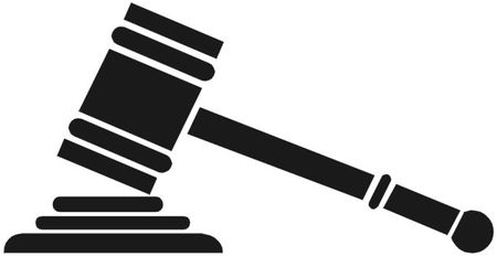 450x232 Judge Hammer Clipart Kid