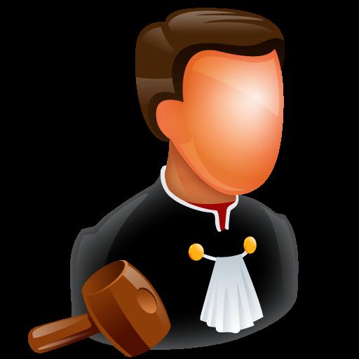 512x512 Judge Icon Free Large Boss Iconset Aha Soft