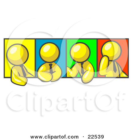 450x470 Panel Of Judges Clipart