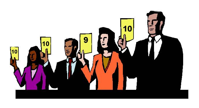690x374 Panel Of Judges Clipart