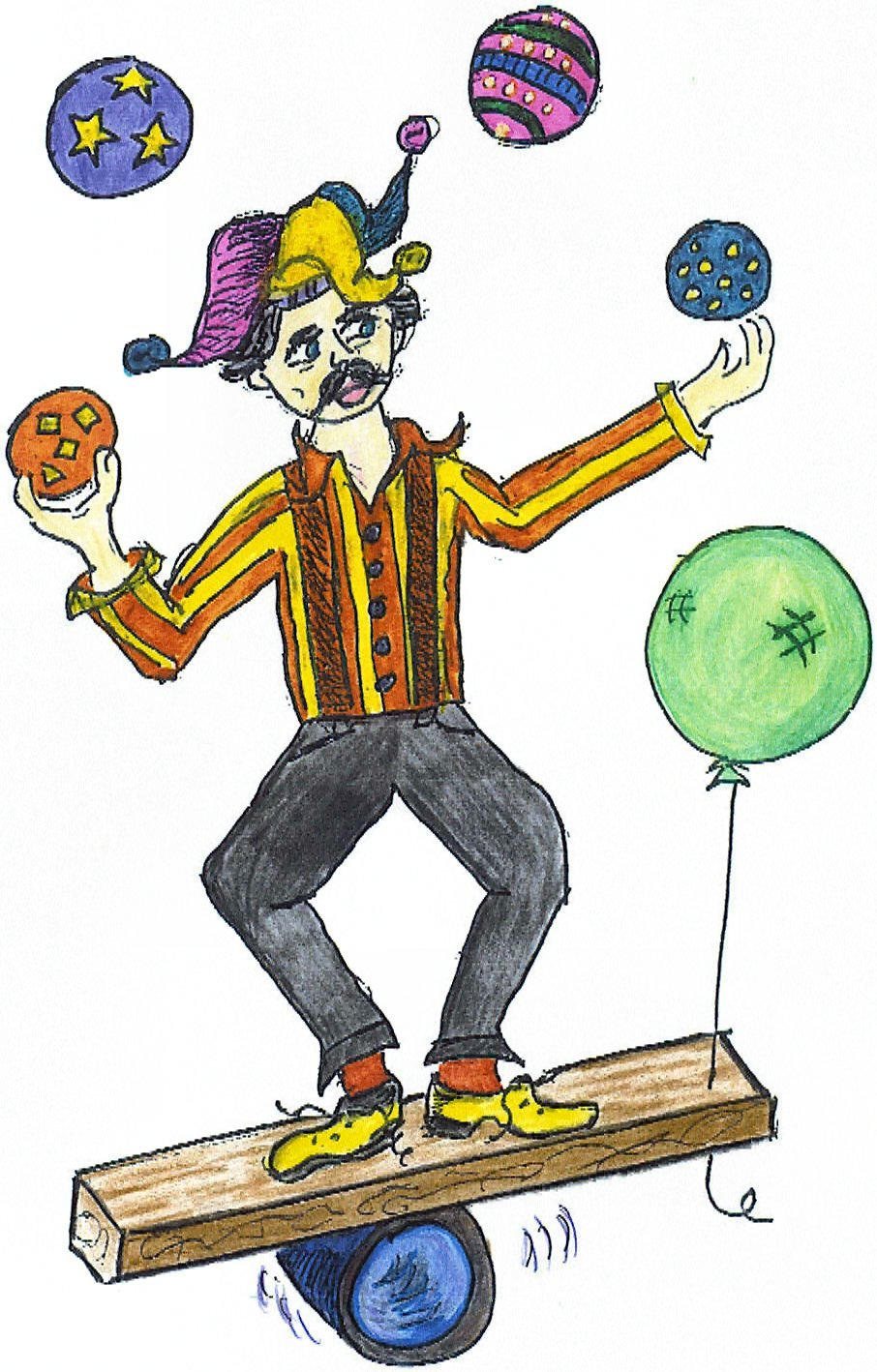 906x1418 Harvey The Juggler