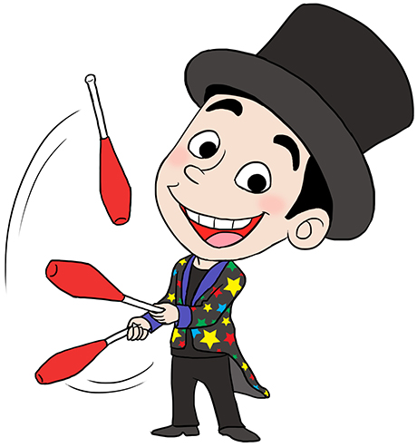 460x493 Jeremy The Magic Juggler