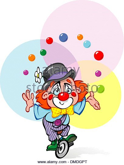 408x540 Juggler Clown Stock Photos Amp Juggler Clown Stock Images