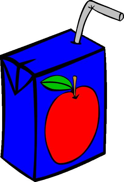 408x596 Apple Juice Box Clip Art Free Vector 4vector