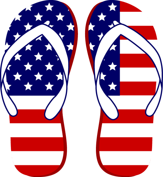 552x600 Fourth July 4th Of July Clip Art Image 7
