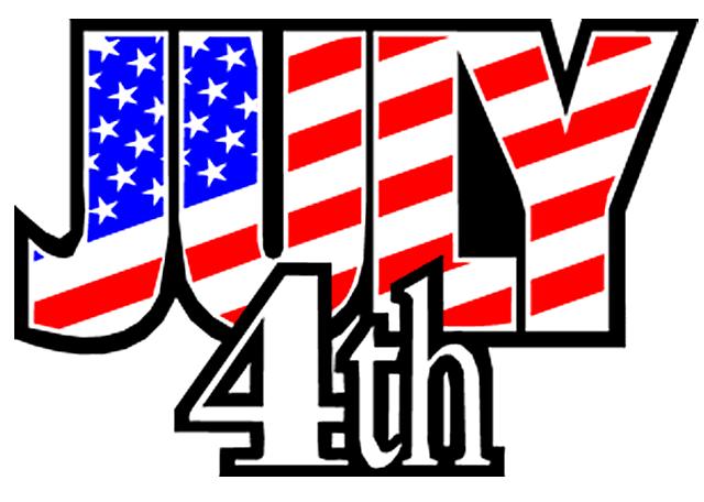 640x456 4th Of July Free Clip Art