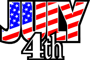 300x201 Free 4th Of July Clipart