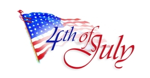303x159 4th Of July Free Clip Art By Holiday Geographics