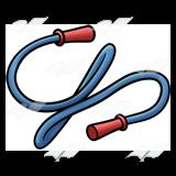 160x160 Abeka Clip Art Jump Rope