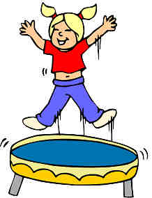 Jumping Clipart
