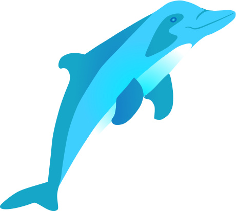 460x412 Free To Use Amp Public Domain Dolphin Clip Art