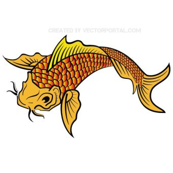 Jumping Fish Clipart