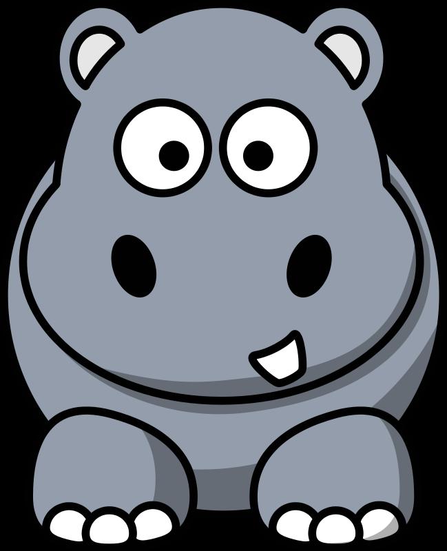 649x800 Cartoon Animal Clipart