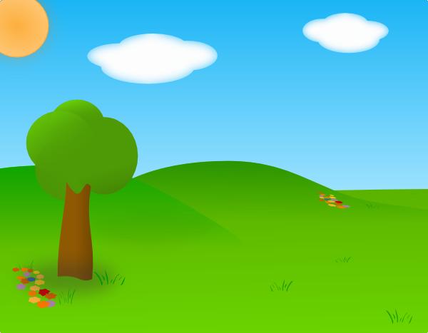 600x467 Jungle Background Cliparts