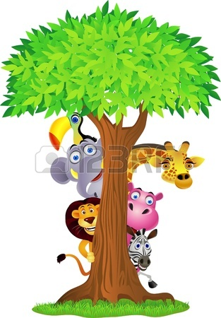 313x450 417,248 Jungle Stock Vector Illustration And Royalty Free Jungle