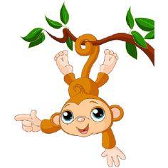 236x236 Cartoon Monkey Clip Art Free Monkey Cartoon Clip Art