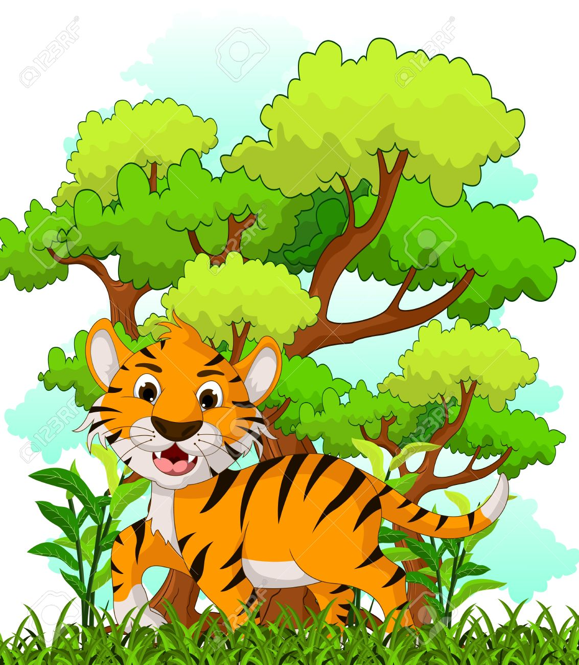 1133x1300 Forest Clipart Animated