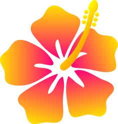 236x249 Yellow Hibiscus Hawaii State Flower Clip Art I Love Flowers