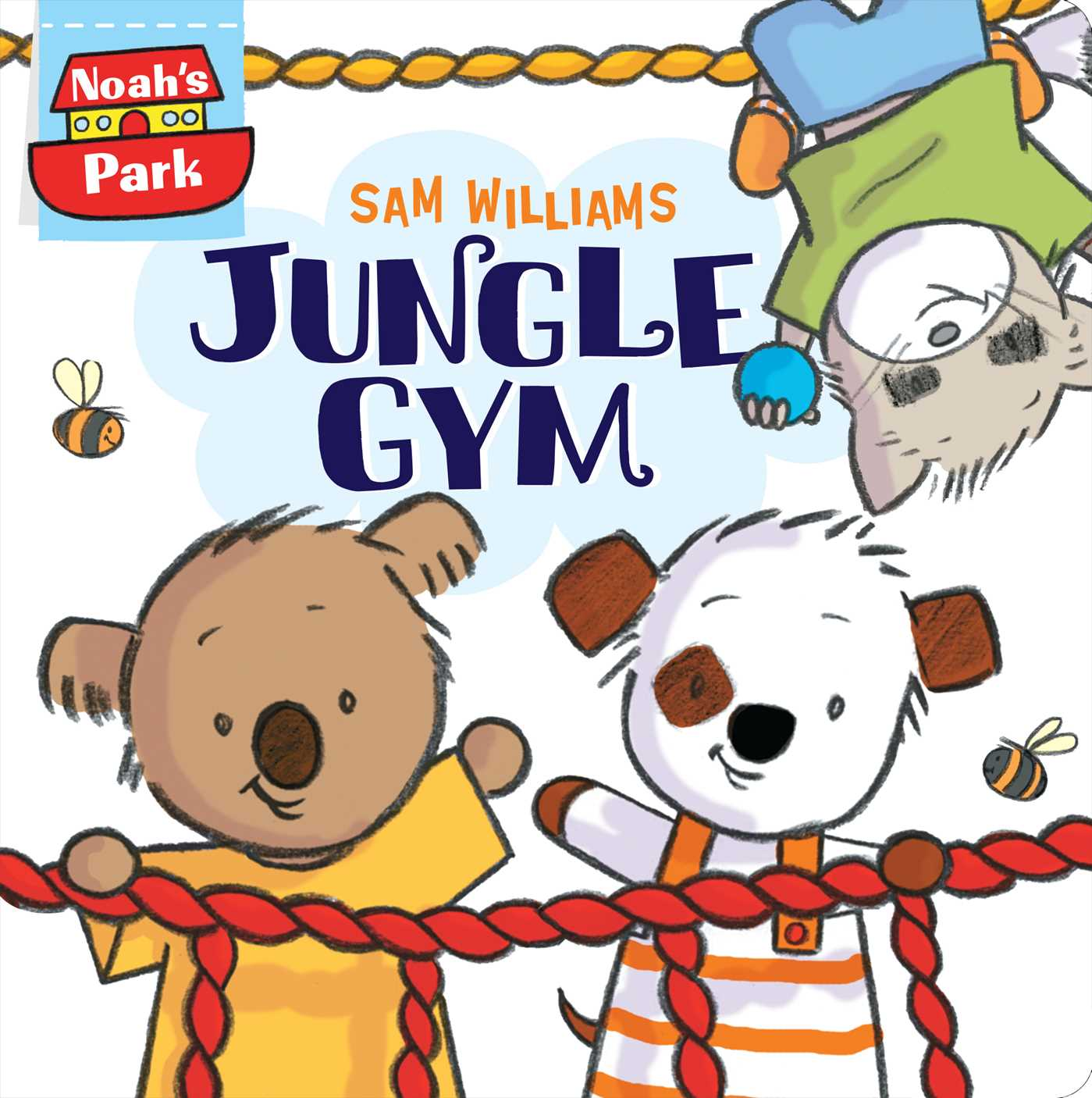 1399x1406 Jungle Gym Book By Sam Williams Official Publisher Page